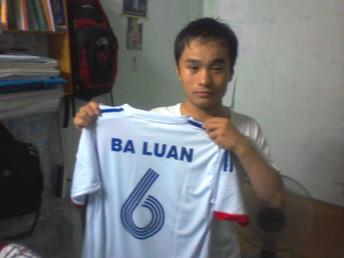 Đặng Bá Luân, sinh viên trường đại học Y Dược Huế