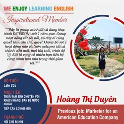 WELE Inspirational Member Jane Hoang