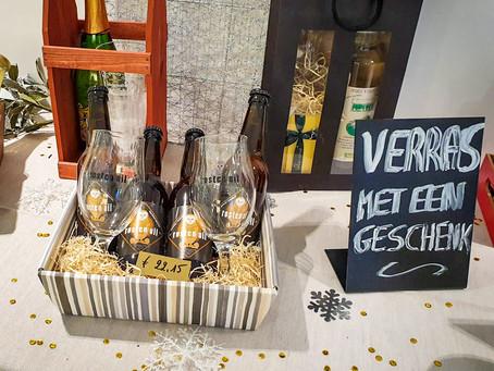 Rosten Uil Kerstpakketten te koop in Krijmerie van Gaasbeek en Bar Bakeliet!