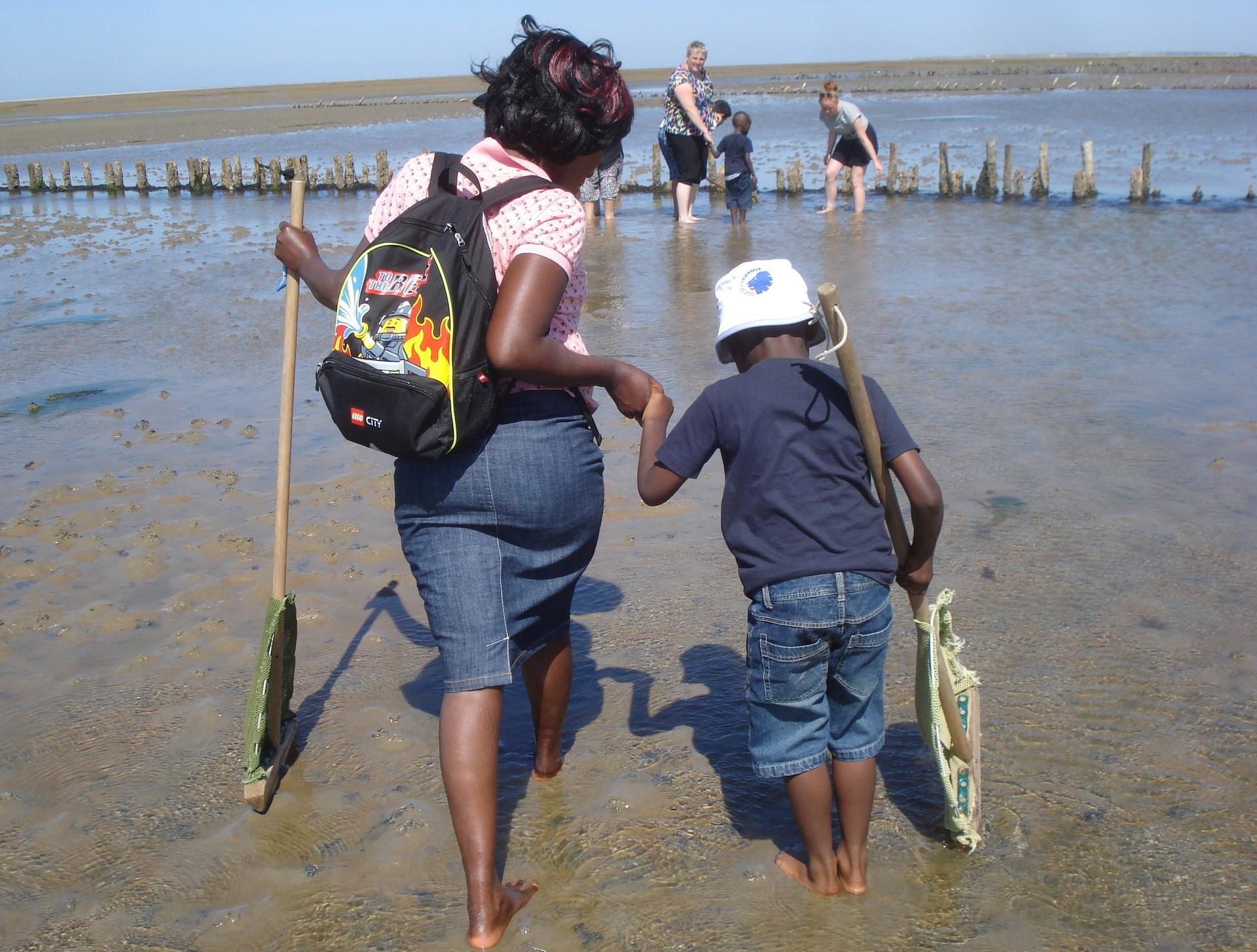 På Folkekirkens feriehjælp i Ribe
