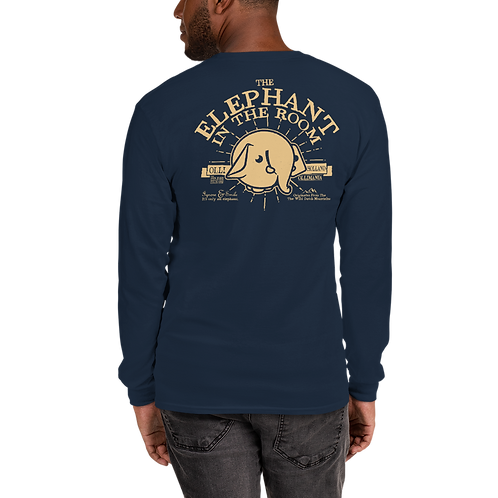 Elephant in the room Long Sleeve Shirt