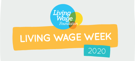 Press Release (28) Living Wage Week 2020 - Annual celebration of the Living Wage Movement!  /Wythnos
