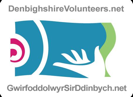#DenbighshireVolunteers (1) - Update on youth volunteering in Denbighshire