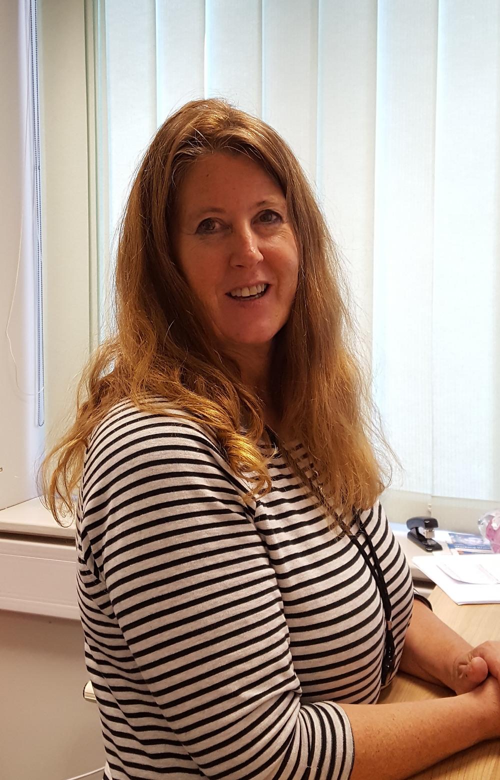 Helen Wilkinson, Chief Executive, DVSC
