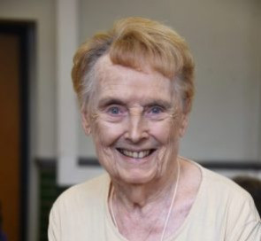 Trustee Story (1) - Eurwen Edwards MBE
