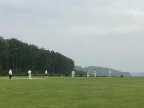 Historic first Hundred at Broadhalfpenny Down