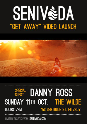 Get Away_Video_Release_Senivoda_Danny Ro