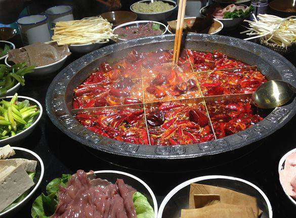 What is hot pot?