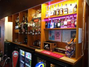 4. Before main bar