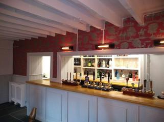 4. After main bar area