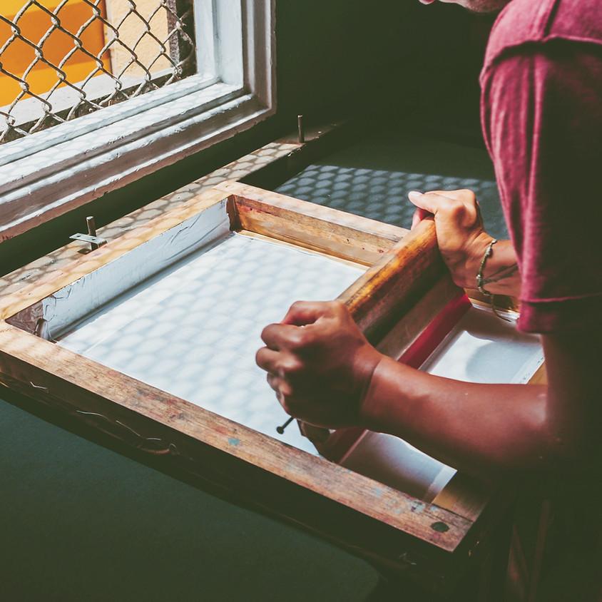 Silkscreen Workshop  (1)
