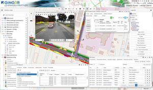 Ewidencja dróg prowadzona w aplikacji internetowej LP-Portal