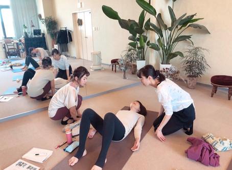 初開催 Feel body school BASICコース