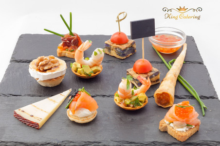 Canapes King Catering Marbella