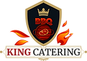King BBQ Catering logo