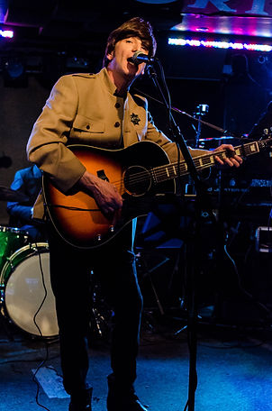 John Lennon Tribute UK's debut gig at The Vic, Swindon