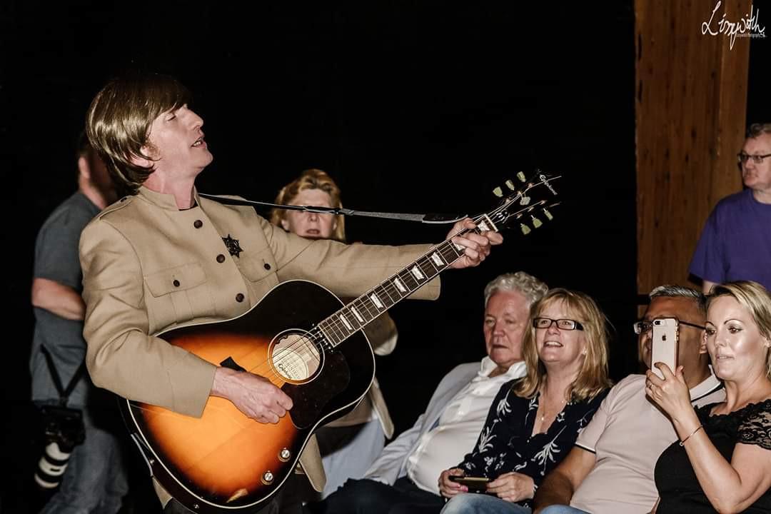 John Lenon tribute live gig