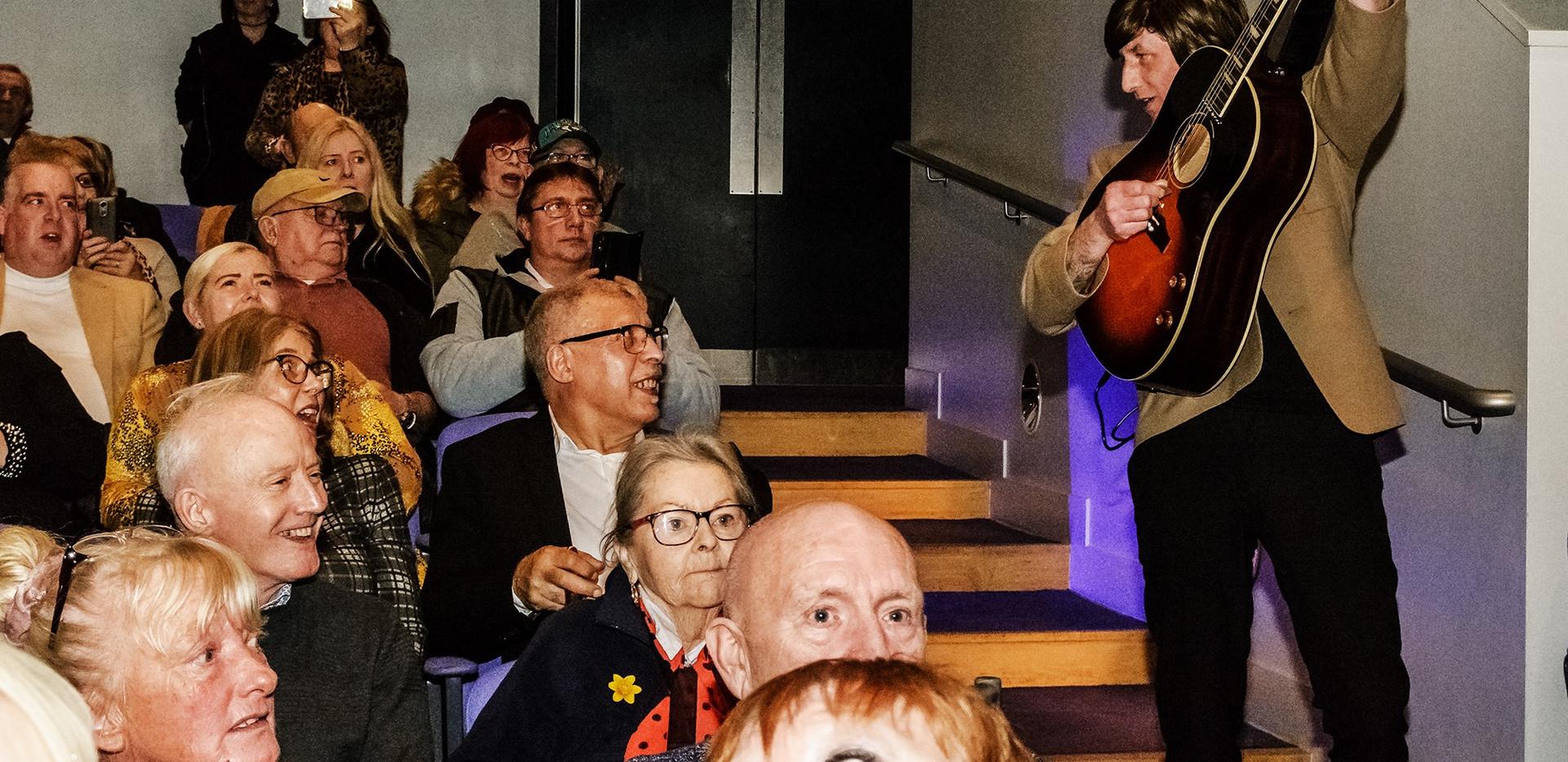 brindley theatre