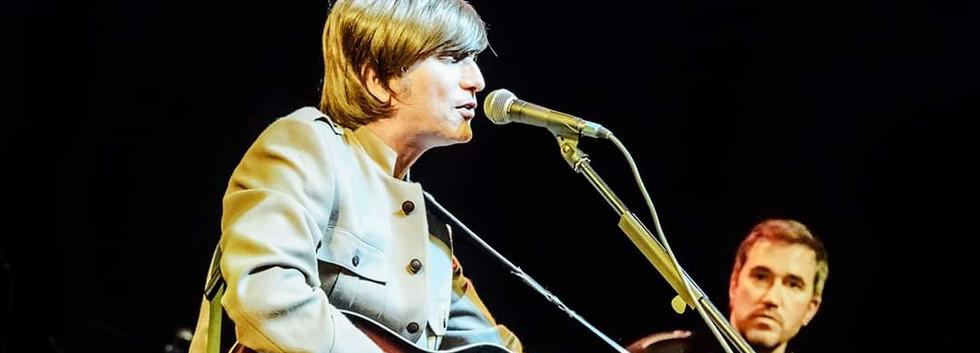 John Lennon Tribute Gaz Keenan