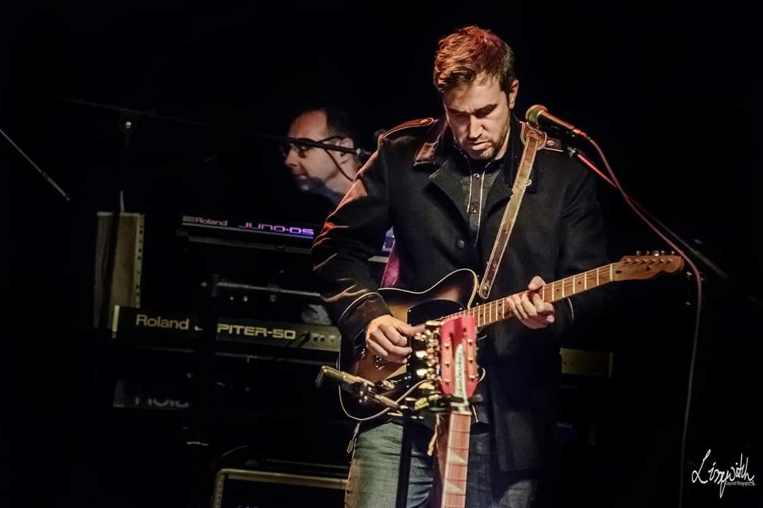 Lennon Tribute - guitar
