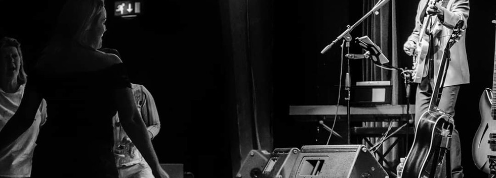 John Lennon Tribute singing