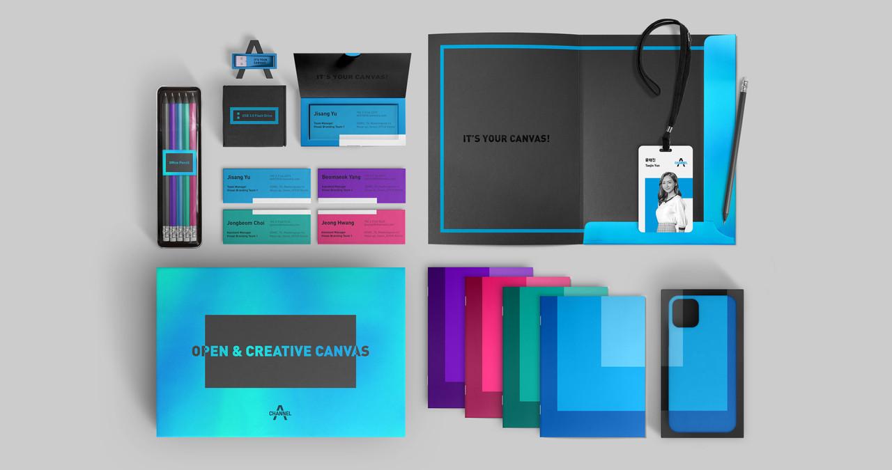 CHANNEL A Visual Branding_Corporate Desi