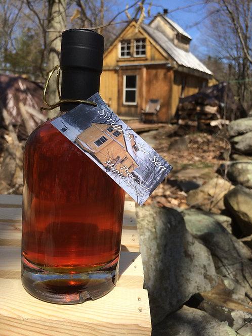 Bourbon style Bottle 375ml (12.7oz)