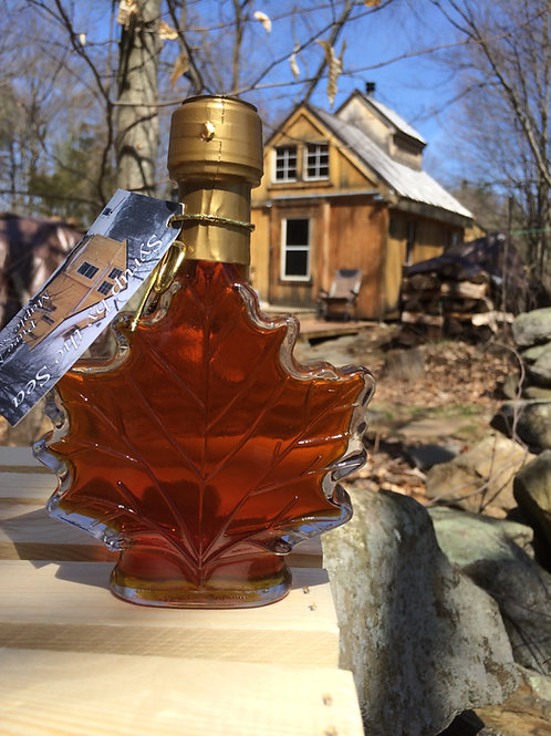 Maple Leaf 100ml/3.4 ounce bottle amber rich