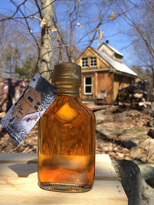 Small Flask Bottle 100ml (3.4ounce)