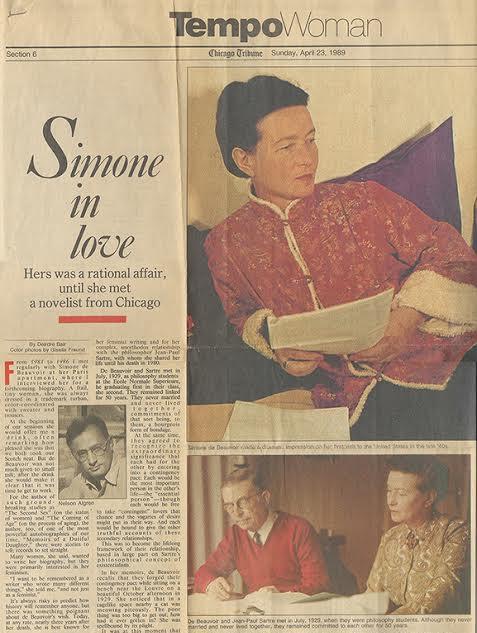 """Simone in Love"""