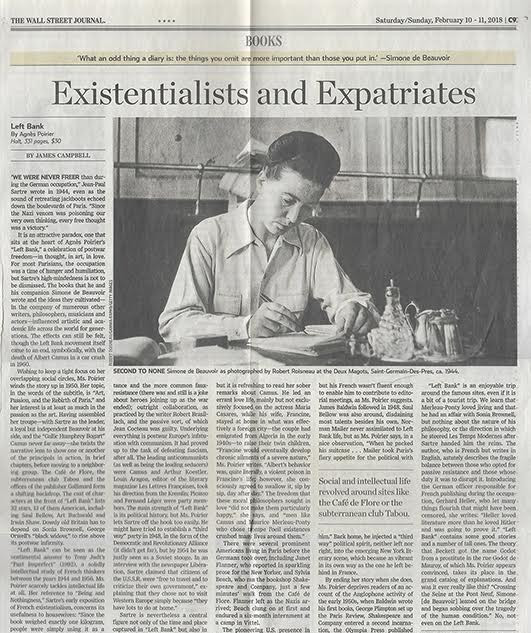 """""""Existentialists and Expatriates"""""""