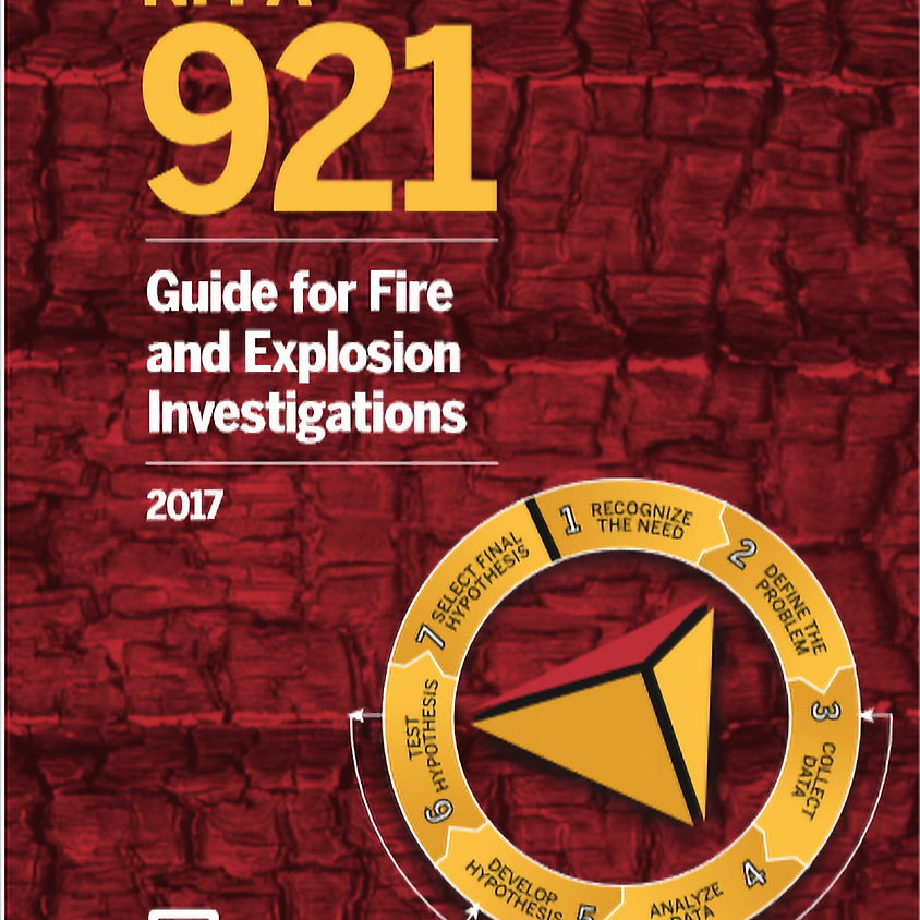 NFPA 921 & NFPA 1033 – Next Edition Changes