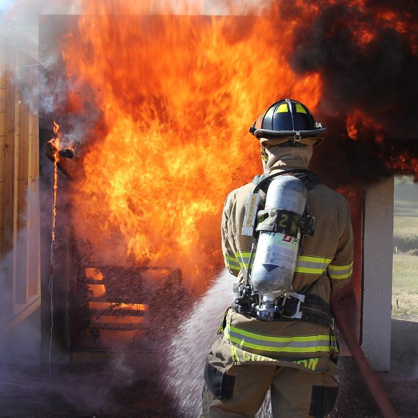 Live Arson Pod Burn