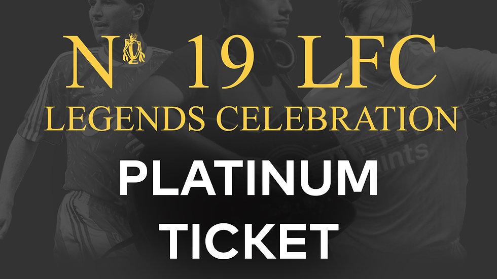 No 19 LFC Legends Celebration PLATINUM