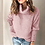 Thumbnail: Turtleneck Sweater Pullover Long Sleeve Knit