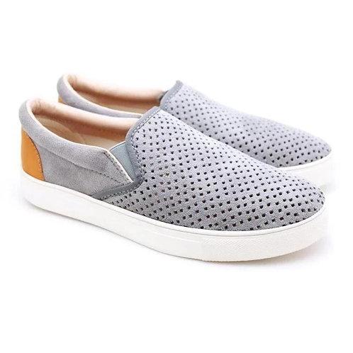 Punch Sneaker (D.Grey)