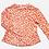 Thumbnail: Camille Faux Turtle Neck - Winter Tangerine