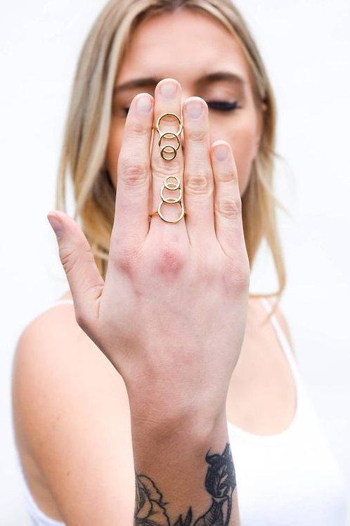 Furiosa Ring Set