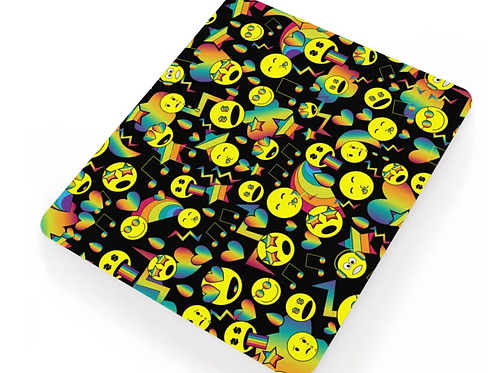 Emoji Party Mouse Pad