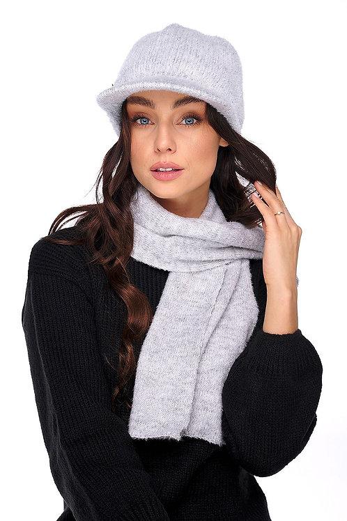 2 Piece Hat & Scarf Set - Stay Warm