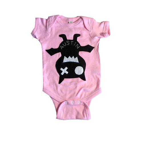 Keep Austin Weird! Baby Bodysuit - We Love Texas!