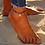Thumbnail: Vintage Boho Multi Layer Sun Anklet