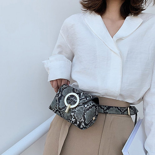 Python Hip Belt Bag