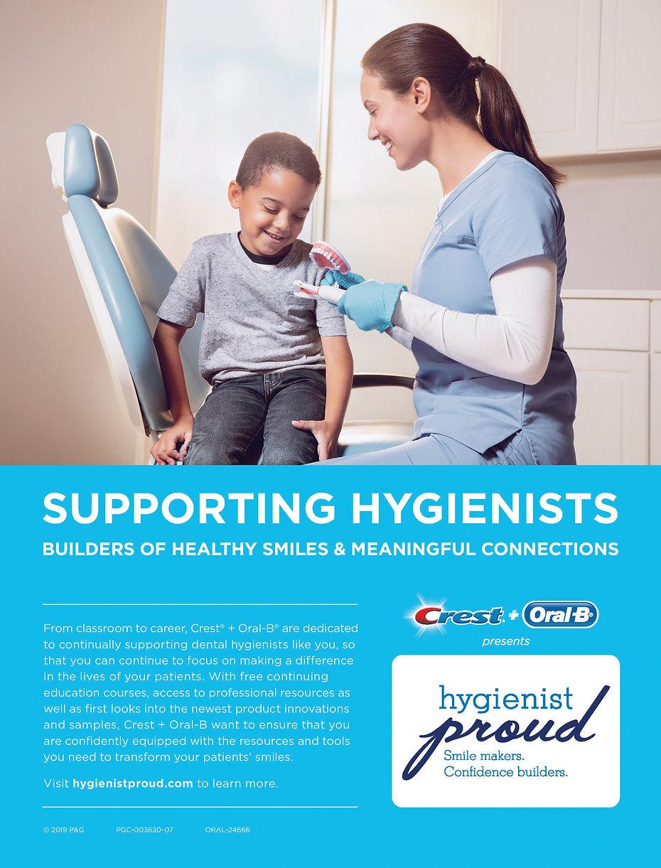 B1162-003630-07 Hygienist Proud Journal