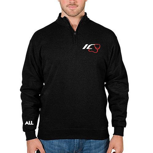 ICU Men's Quarter-Zip Sweatshirt