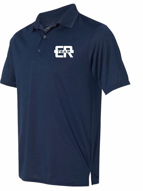 ER dri-fit Unisex  Navy Polo