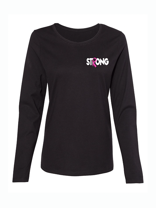New Oncology Women's long sleeve tee