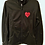 Thumbnail: New Love Heal Glitter women's collared jacket