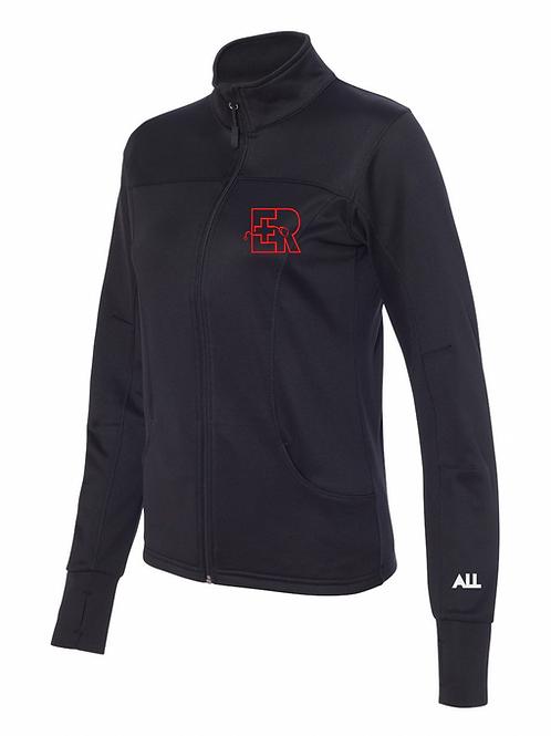 New ER women's collared Jacket