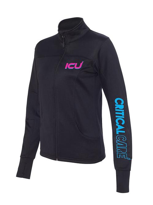 ICU Vice women's collard jacket
